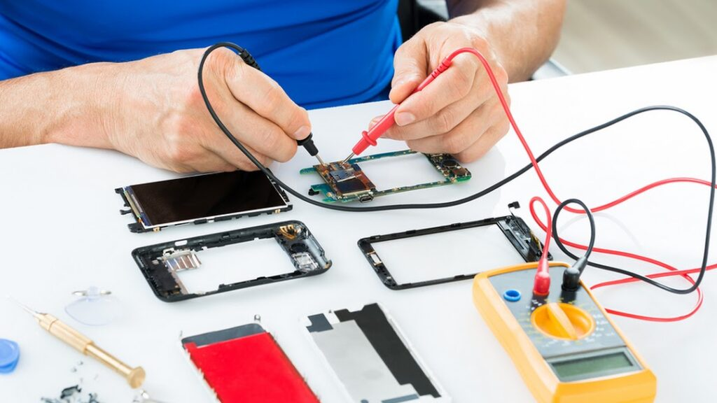 Online Mobile Repairing Course