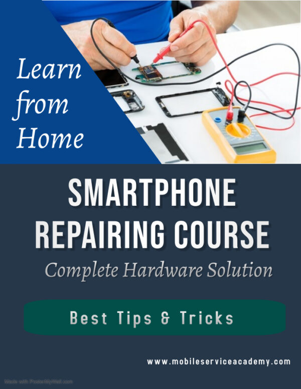 Online Mobile Repairing Course